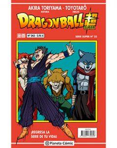 Dragon Ball Serie Roja número 243