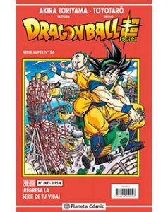 Dragon Ball Serie Roja número 247