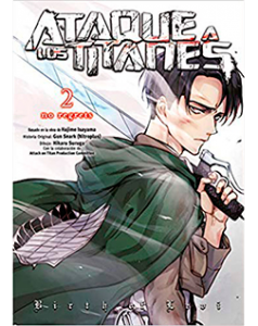 Ataque a los Titanes No Regreets Tomo 02 color