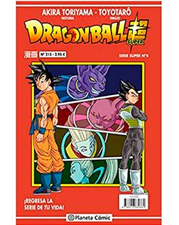 Dragon Ball Serie Roja 215
