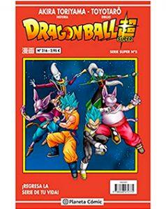 Dragon Ball Serie Roja 216