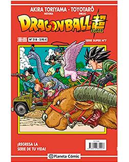 Dragon Ball Serie Roja 218