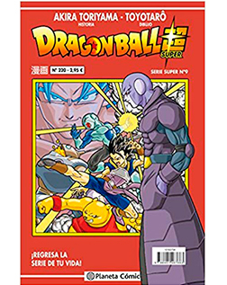 Dragon Ball Serie Roja 220