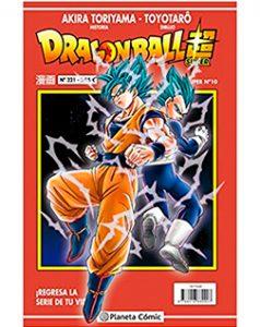 Dragon Ball Serie Roja 221