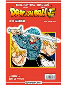 Dragon Ball Serie Roja 222