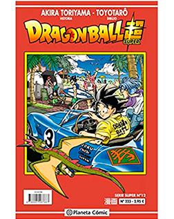 Dragon Ball Serie Roja 223