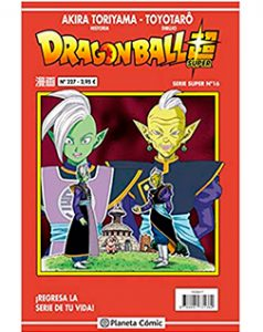 Dragon Ball Serie Roja 227