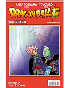 Dragon Ball Serie Roja 229