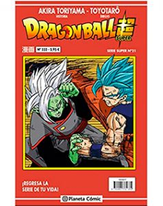Dragon Ball Serie Roja 232