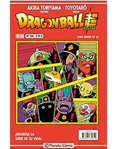 Dragon Ball Serie Roja 236