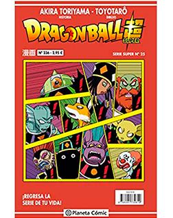 Dragon Ball Serie Roja 236