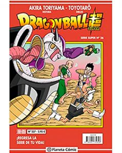 Dragon Ball Serie Roja 237