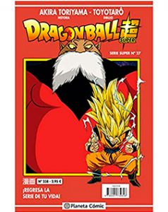 Dragon Ball Serie Roja 238