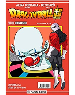 Dragon Ball Serie Roja 239