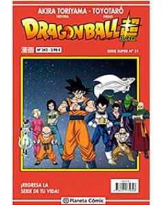 Dragon Ball Serie Roja 242