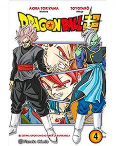 Dragon Ball Super Tomo 04