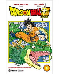 Dragon Ball Super Tomo 01