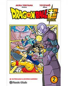 Dragon Ball Super Tomo 02