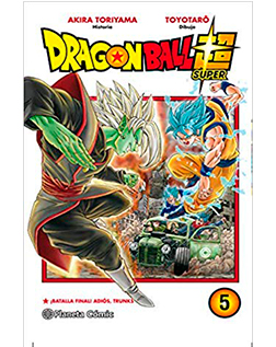 Dragon Ball Super Tomo 05