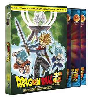 Dragon Ball Super Anime Trunks del futuro 2