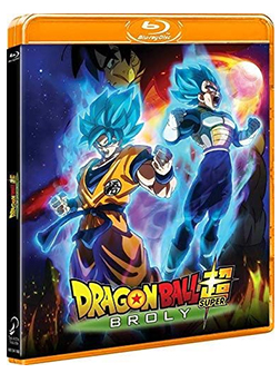 Dragon Ball Super Anime Película Broly