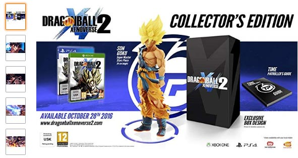 Dragon Ball Xenoverse 2 comprar