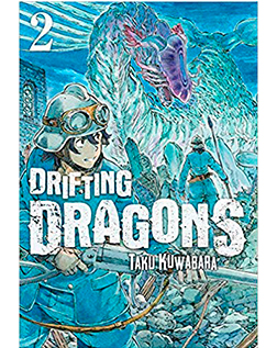 Drifting Dragons Tomo 02