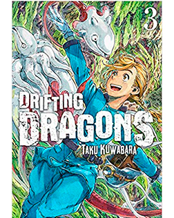 Drifting Dragons Tomo 03