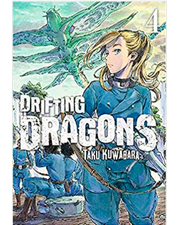 Drifting Dragons Tomo 04
