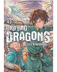 Drifting Dragons Tomo 05