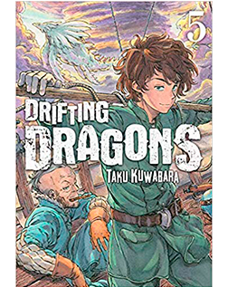 Drifting Dragons Tomo 05