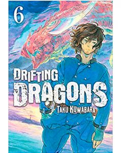 Drifting Dragons Tomo 06