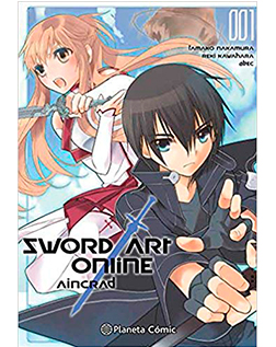Sword Art Online Aincrad Tomo 01