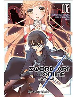 Sword Art Online Aincrad Tomo 02