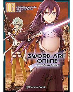 Sword Art Online Phantom Bullet 03