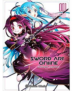 Sword Art Online Mother's Rosario Tomo 01