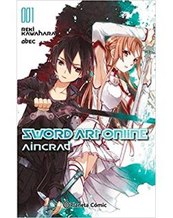 Sword Art Online Novela 001