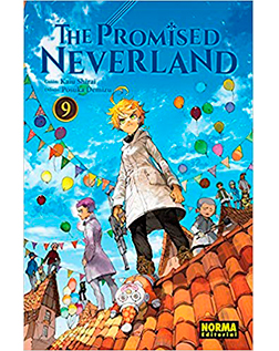 The Promised Neverland 09