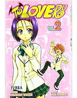 To Love Ru Tomo 02