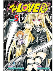 To Love Ru Tomo 05