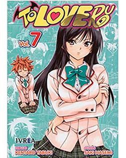 To Love Ru Tomo 07