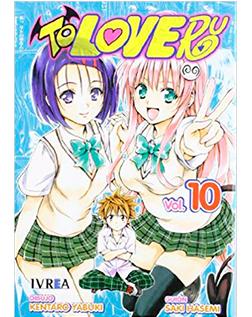 To Love Ru Tomo 10
