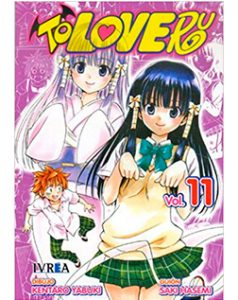 To Love Ru Tomo 11