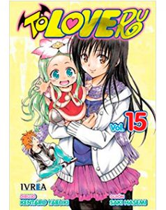 To Love Ru Tomo 15