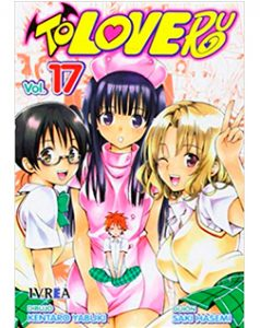 To Love Ru Tomo 17