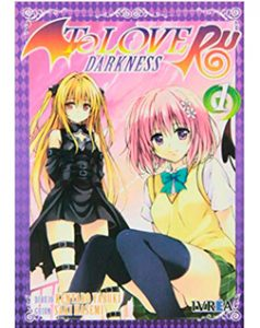 To Love Ru Darkness 01