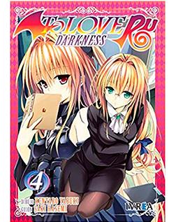 To Love Ru Darkness 04