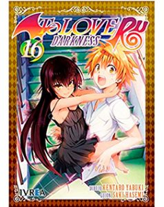 To Love Ru Darkness 16
