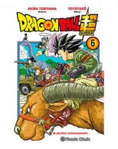 Dragon Ball Super Tomo 06