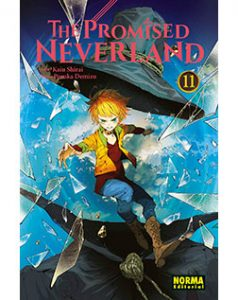 The Promised Neverland tomo 11